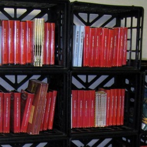 photo of some Read 180 audiobooks