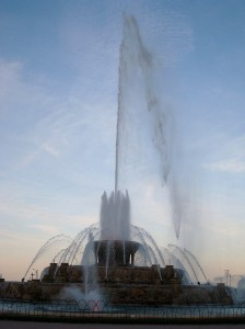 photo of Buckingham Fountain in Chicago, Illinois