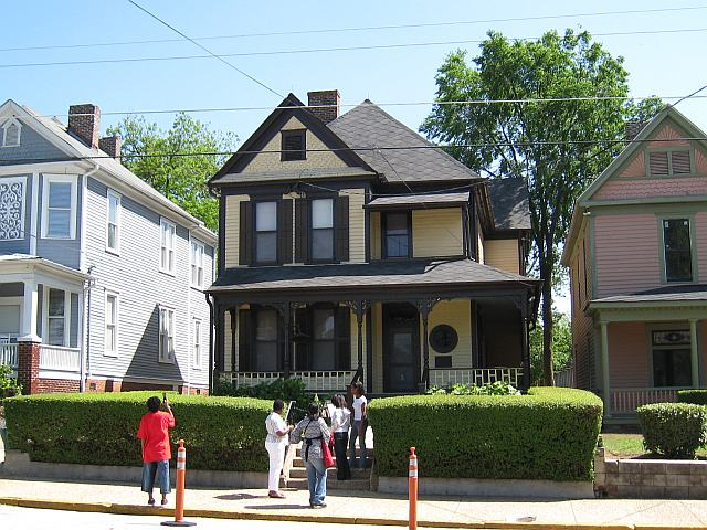 Dr Martin Luther King Jr S Birth Home
