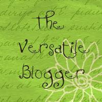 image for the Versatile Blogger award